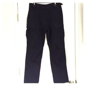 Rothco BDU navy blue work cargo pants